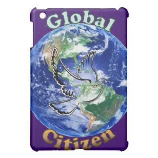 Caso electrónico del ciudadano de la paloma global