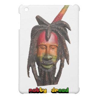 Caso elegante del iPad de Rastafari del pavor - bl