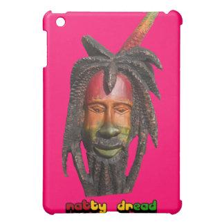 Caso elegante del iPad de Rastafari del pavor - ro