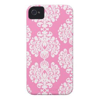 Caso elegante del iphone 4 del modelo del damasco Case-Mate iPhone 4 coberturas