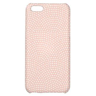 Caso elegante del iphone 4 del modelo rosado suave
