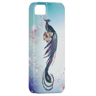 Caso elegante del iPhone 5 del arte de la fantasía iPhone 5 Protectores