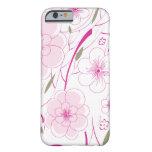 Caso elegante vol. 10 del iPhone 6 de las flores