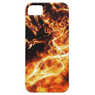Caso elemental de Iphone 5/5s del dragón de la iPhone 5 Carcasa