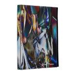 Caso en folio del iPad radical del arte 26