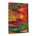 Caso en folio del iPad radical del arte 27