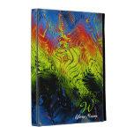 Caso en folio del iPad radical del arte 36