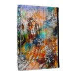 Caso en folio del iPad radical del arte 4