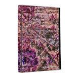 Caso en folio del iPad radical del arte 42
