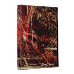 Caso en folio del iPad radical del arte 44