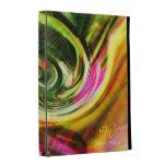 Caso en folio del iPad radical del arte 7