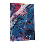 Caso en folio del iPad radical del arte 8