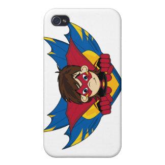 Caso enmascarado del iphone 4 del super héroe iPhone 4 cobertura