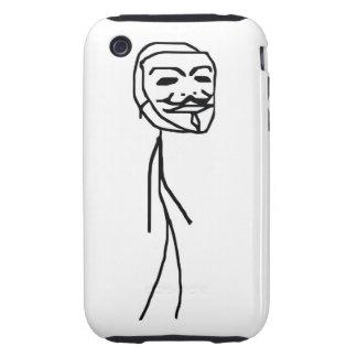 Caso épico del iPhone 3G/3GS del individuo del fal Tough iPhone 3 Protector