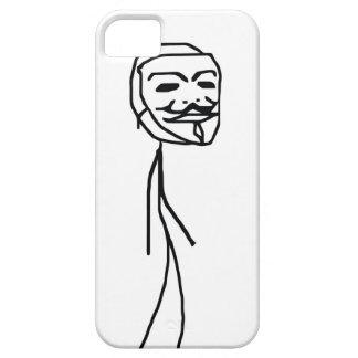 Caso épico del iPhone 5 del individuo del fall iPhone 5 Case-Mate Funda