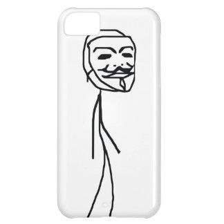 Caso épico del iPhone 5 del individuo del fall
