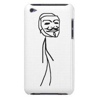Caso épico del tacto 4 de iPod del individuo del f iPod Case-Mate Carcasa