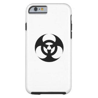 Caso epidémico del iPhone 6 del pictograma Funda Resistente iPhone 6