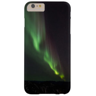 caso escénico del iPhone 6 de la aurora boreal de Funda De iPhone 6 Plus Barely There