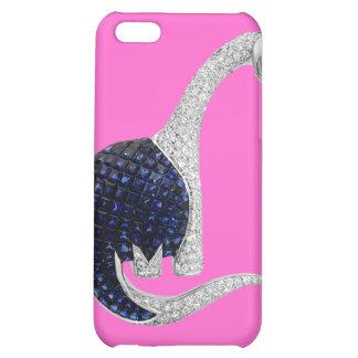 Caso esmeralda del iPhone 4 del dinosaurio del dia
