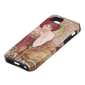 Caso esmeralda del iPhone 5 de Mucha iPhone 5 Fundas