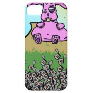 Caso espeluznante de Iphone del conejito Funda Para iPhone SE/5/5s