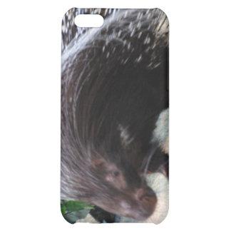 Caso espinoso del iPhone 4 del puerco espín