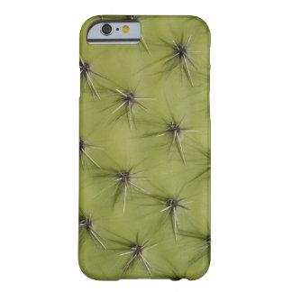 Caso espinoso del iPhone 6 del cactus Funda De iPhone 6 Barely There