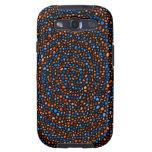 Caso espiral del ambiente de la galaxia S3 de Sams Samsung Galaxy S3 Cobertura