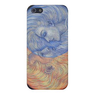 Caso espiritual del iPhone 4 de la diosa del amor  iPhone 5 Carcasas