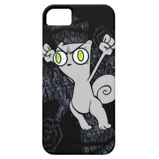 Caso espumoso enojado del iPhone 5 de Hoppin iPhone 5 Carcasas