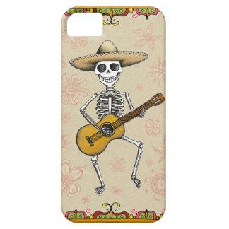 Caso esquelético del iPhone 5/5S de Muertos del iPhone 5 Case-Mate Protectores