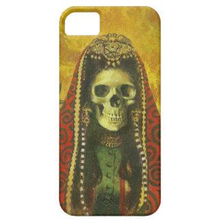 Caso esquelético gótico del iPhone 5 de la bruja iPhone 5 Case-Mate Cárcasa