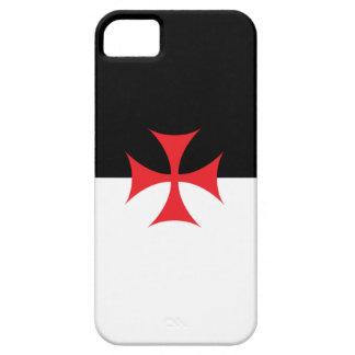 Caso estándar del iPhone de Templar Funda Para iPhone 5 Barely There
