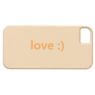 Caso estilo love para tu iPhone SE/5/5s case