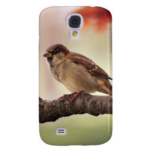 Caso eurasiático del iPhone 3 del gorrión de árbol
