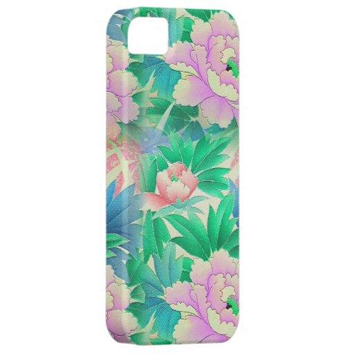 Caso exótico del iPhone 5 de las floraciones Funda Para iPhone SE/5/5s