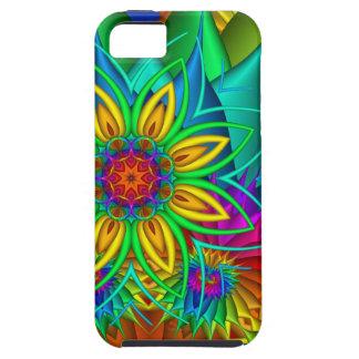 Caso exótico del iPhone 5 de las flores iPhone 5 Funda