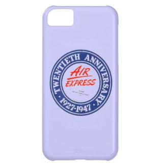 Caso expreso del iPhone 5 del aniversario de aire Funda Para iPhone 5C