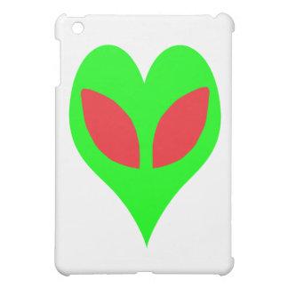 Caso extranjero del iPad del corazón