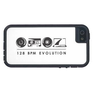 caso extremo del iPhone 5/5s - evolución 128BPM iPhone 5 Funda