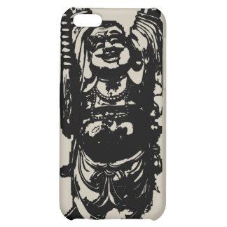 Caso feliz del iPhone de Buda