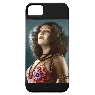 caso Femme Fatale de Barely There del iPhone 5 Funda Para iPhone SE/5/5s