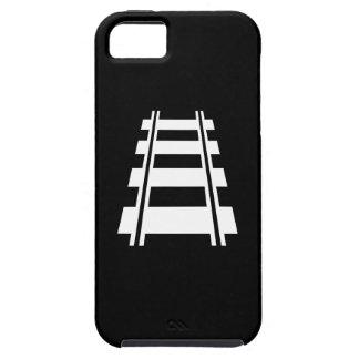 Caso ferroviario del iPhone 5 del pictograma Funda Para iPhone SE/5/5s