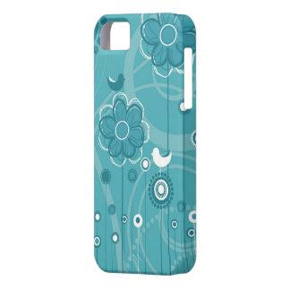 Caso floral de encargo del iPhone 5 iPhone 5 Case-Mate Protector