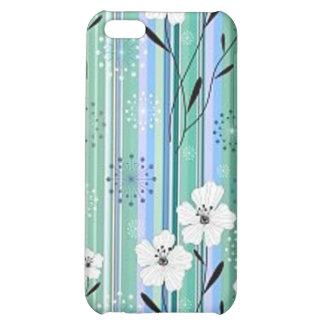 Caso floral de Iphone