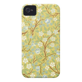 Caso floral de Iphone 4/4S del vintage Case-Mate iPhone 4 Protector