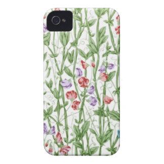 Caso floral de Iphone 4/4S del vintage iPhone 4 Case-Mate Carcasa