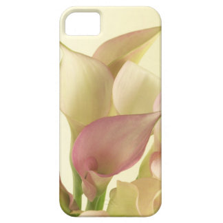 Caso floral de Lilly Iphone 5S de la cala Funda Para iPhone SE/5/5s