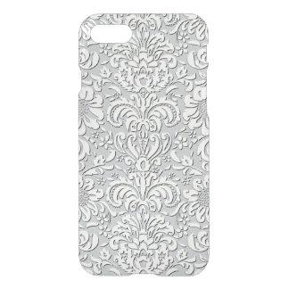 Caso floral de seda escarpado del iPhone del Funda Para iPhone 7